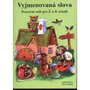 Vyjmenovaná slova - pracovní sešit pro 3. a 4. ročník - Polnická Marie