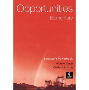 Opportunities elementary Language Powerbook (pracovní sešit) - Dean M.,Johnston O.