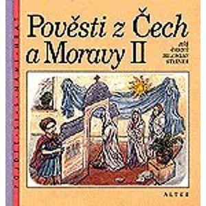 Pověsti z Čech a Moravy 2 /3. - 4. r. ZŠ/ - Černý, Steiner