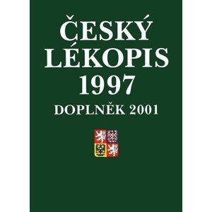 Český lékopis 1997 - Doplněk 2001
