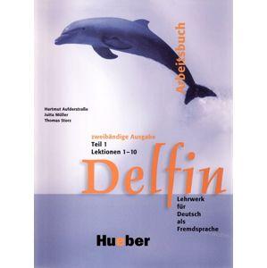 Delfin 1 Arbeitsbuch /1-10/ (Zweibändige Ausg.)
