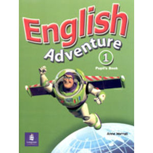 English Adventure 1 - Pupils Book - Worrall Anne