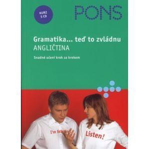 Gramatika...teď to zvládnu - Angličtina + audio CD - Heidieker C.,Lorenz-Bottke