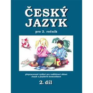 Český jazyk 2.r. 2.díl - Mikulenková Hana a kol.