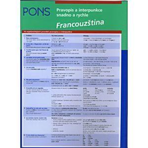 Francouzština - Pravopis a interpunkce snadno a rychle