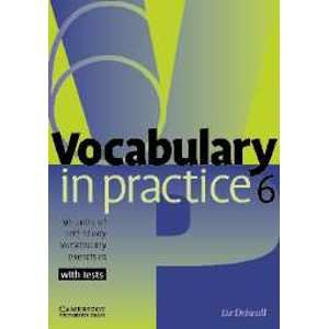 Vocabulary in Practice 6 Upper-intermediate - Driscoll Liz