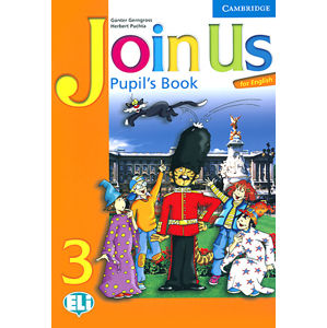 Join Us for English 3 Pupils Book - Gerngross G.,Puchta H.