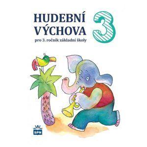 Hudební výchova 3.r. - učebnice - Lišková M., Hurník L.