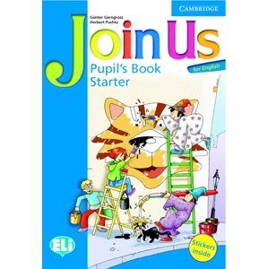 Join Us for English Starter Pupil´s Book - Gerngross, G Puchta, H