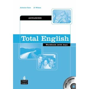 Total English Advanced - Workbook with Key + CD - Clare Antonia, Wilson JJ