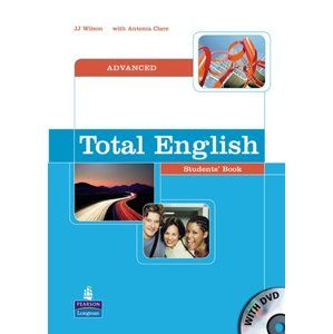 Total English Advanced - Students Book - Wilson JJ with Clare Antonia