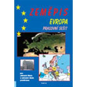 Zeměpis - Evropa - Pracovní sešit - Kortus F., Teplý F.