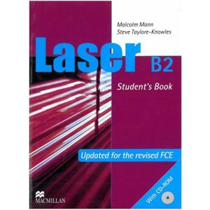 Laser B2 Students Book + CD-ROM - Mann M., Taylore-Knowles S.