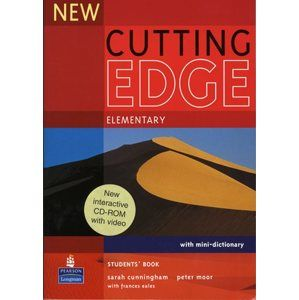 New Cutting Edge elementary Students Book + CD-ROM - Cunningham S., Moor P., Eales F.