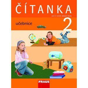 Čítanka pro 2. ročník základní školy - učebnice - Šebesta K., Váňová Kateřina