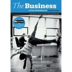 The Business Upper-intermediate Students Book + DVD - Allison J., Townend J.
