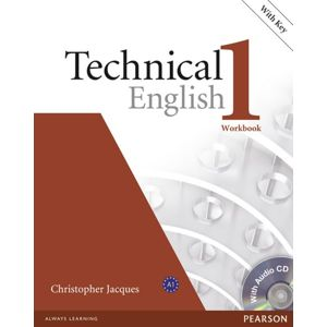 Technical English 1 Workbook with Key + audio CD - Jacques Christopher