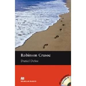 Robinson Crusoe + audio CD - Defoe Daniel