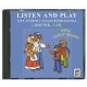 Listen and Play - CD k učebnici anglického jazyka 1.r. ZŠ 1.díl