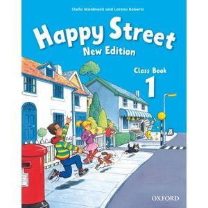 Happy Street 1 Class Book NEW EDITION - Maidment S., Roberts L.