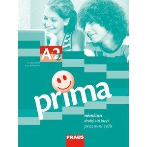 Prima A2 / díl 4 - pracovní sešit - Jin F., Rohrmann L.