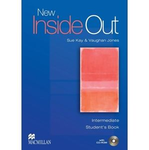 New Inside Out Intermediate Students Book + CD-ROM - Kay S., Jones V.