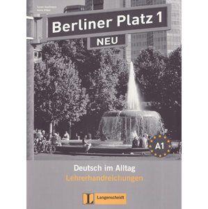 Berliner Platz NEU1 - Lehrnandreichungen - Kaufmann S., Kker A.