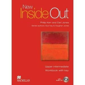 New Inside Out Upper-intermediate Workbook + key - Kerr P., Jones C.