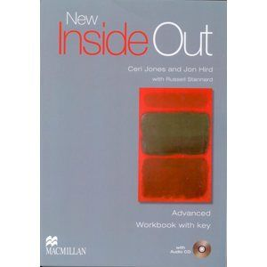 New Inside Out Advanced Workbook + key - Jones C., Hird J.