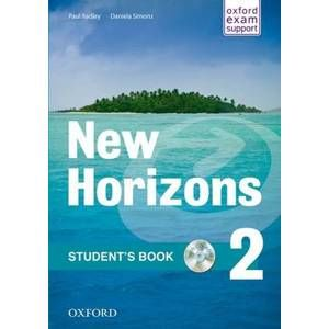 New Horizons 2 Students Books