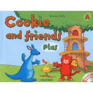 Cookie and Friends A Plus Classbook with Song and Stories CD Pack - Vanessa Reilly
