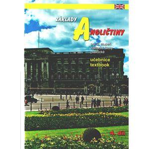 Základy angličtiny 4. díl učebnice pro 2.st.ZŠ praktické - Milan Valenta