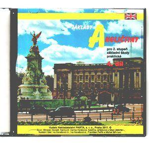 Základy angličtiny 4. díl CD - Milan Valenta