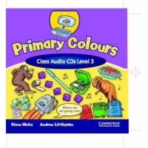 Primary Colours 3 Class Audio CDs