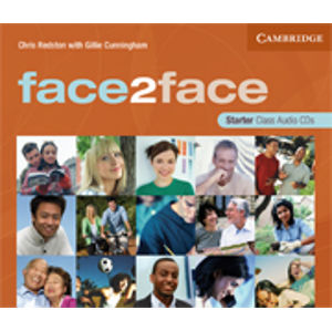 Face2face Starter Class Audio CDs - Chris Redston, Gillie Cunningham