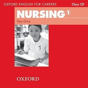 Oxford English for Careers - Nursing 1 Class Audio CD