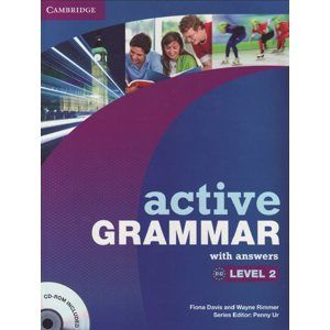 Active Grammar 2 with answers, key - Level 2 (B1-B2) - Davi Fiona, Rimmer Weyne