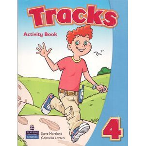 Tracks 4 - Activity Book - Marsland S., Lazzeri G.