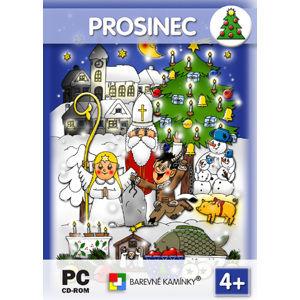Hrajeme si a učíme se - PROSINEC - interaktivní Software pro předškolní děti