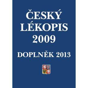 Český lékopis 2009 ? Doplněk 2013 - Ministerstvo zdravotnictví ČR