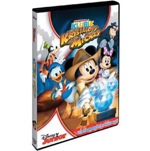 DVD Mickeyho klubík: Křišťálový Mickey - Disney