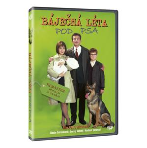 DVD Báječná léta pod psa - Petr Nikolaev