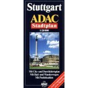 Stuttgart - pl. ADAC 1:20