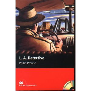 L. A. Detective + CD - Prowse Philip