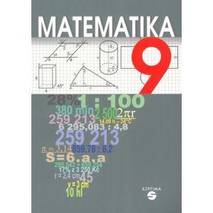 Matematika 9. r. - Trávničková Milena