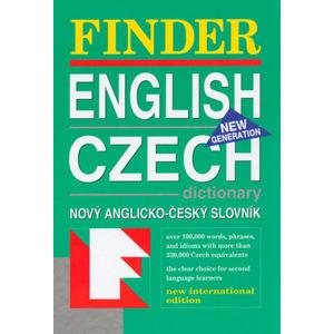 Finder English Czech Dictionar - neuveden