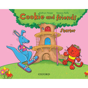 Cookie and Friends Starter Students Book - Harper,Reilly,Covill