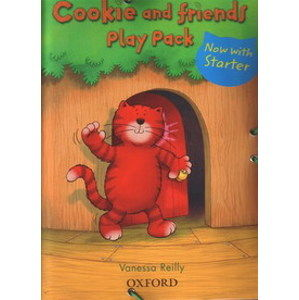 Cookie and Friends Starter, A,B Play Pack