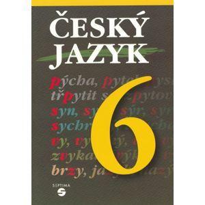 Český jazyk 6. r. - Rozmarnová,Šneiderová