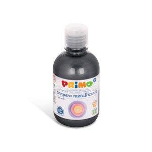 Temperová barva Primo metalická - 300 ml - černá